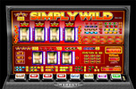 Simply Wild fruitmachine